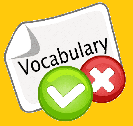 141 Vocabulary Atau Kosa Kata Bahasa Inggris Untuk Siswa SD