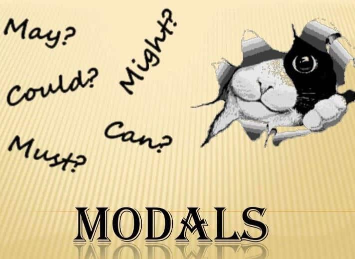 Pengertian Modals Dan Contoh Penggunaanya Dalam Bahasa Inggris