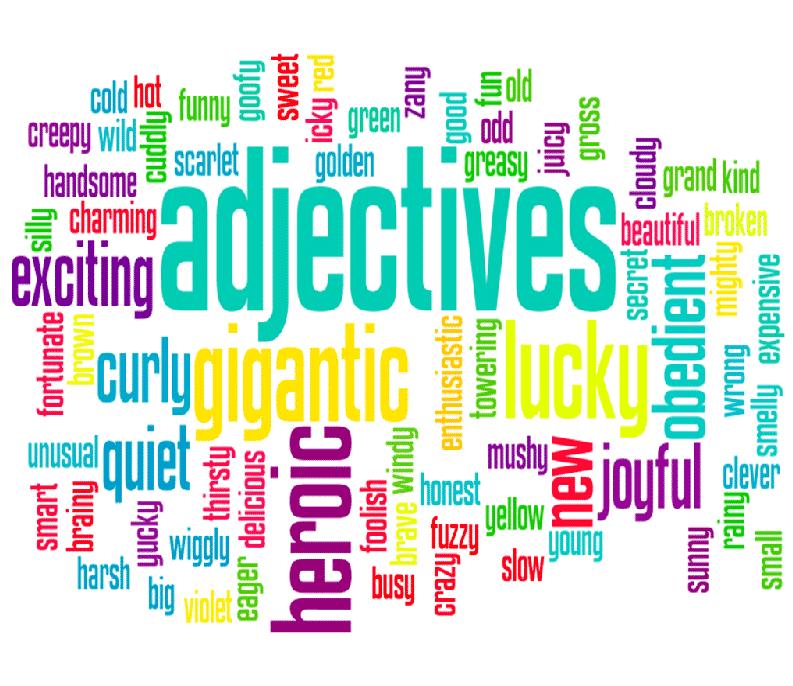 Pengertian dan Fungsi Kata Sifat (adjective) Dalam Bahasa Inggris