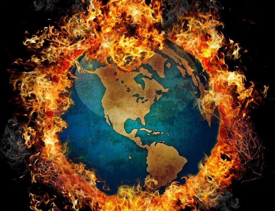 Contoh Explanation Text Tentang Global Warming Beserta Artinya