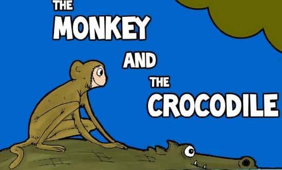 Contoh Cerita Anak dalam Bahasa Inggris Tentang Monyet dan Buaya Beserta Artinya