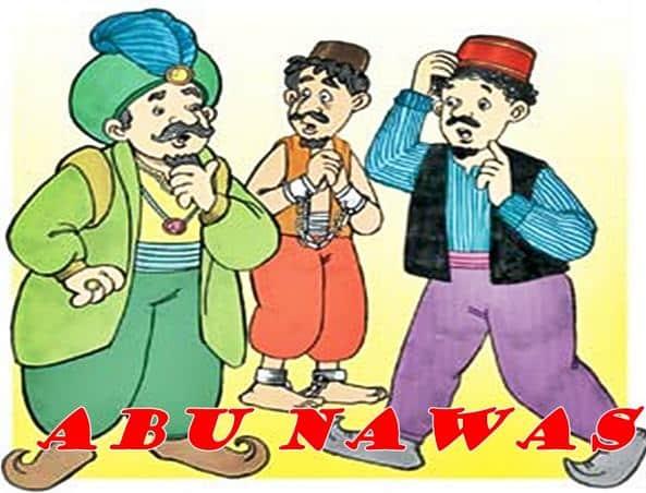 Contoh Spoof Text Abu Nawas dalam Bahasa Inggris dan Artinya