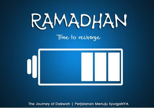Kartu-Kartu Ucapan Selamat Ramadhan dalam Bahasa Inggris
