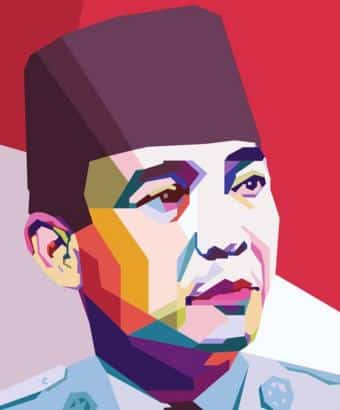Biografi Soekarno Dalam Bahasa Inggris Singkat & Jelas