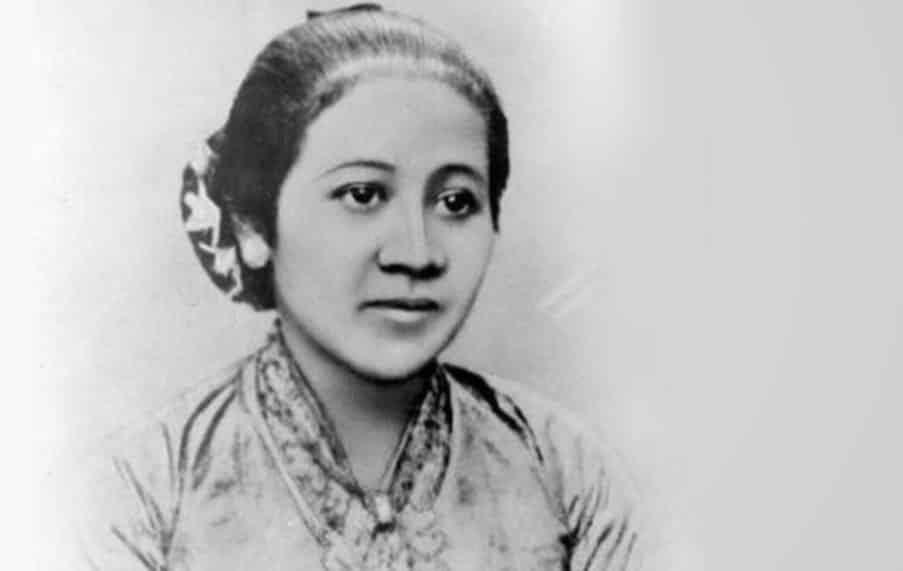 Biografi Raden Ajeng Kartini dalam Bahasa Inggris